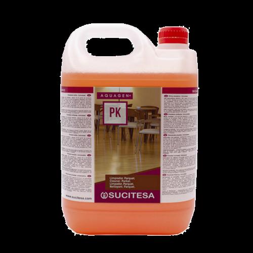 aquagen pk - חומר ניקוי לפרקט
