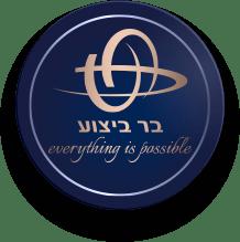 לוגו חדש - חברת בר ביצוע